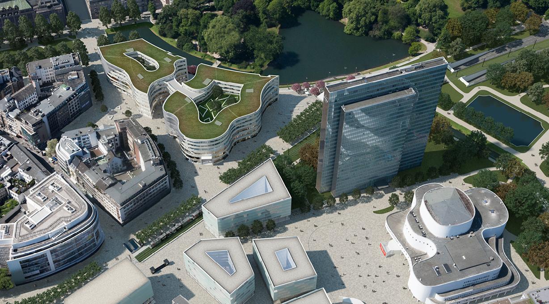 Architektur in d sseldorf - Architekten in dusseldorf ...