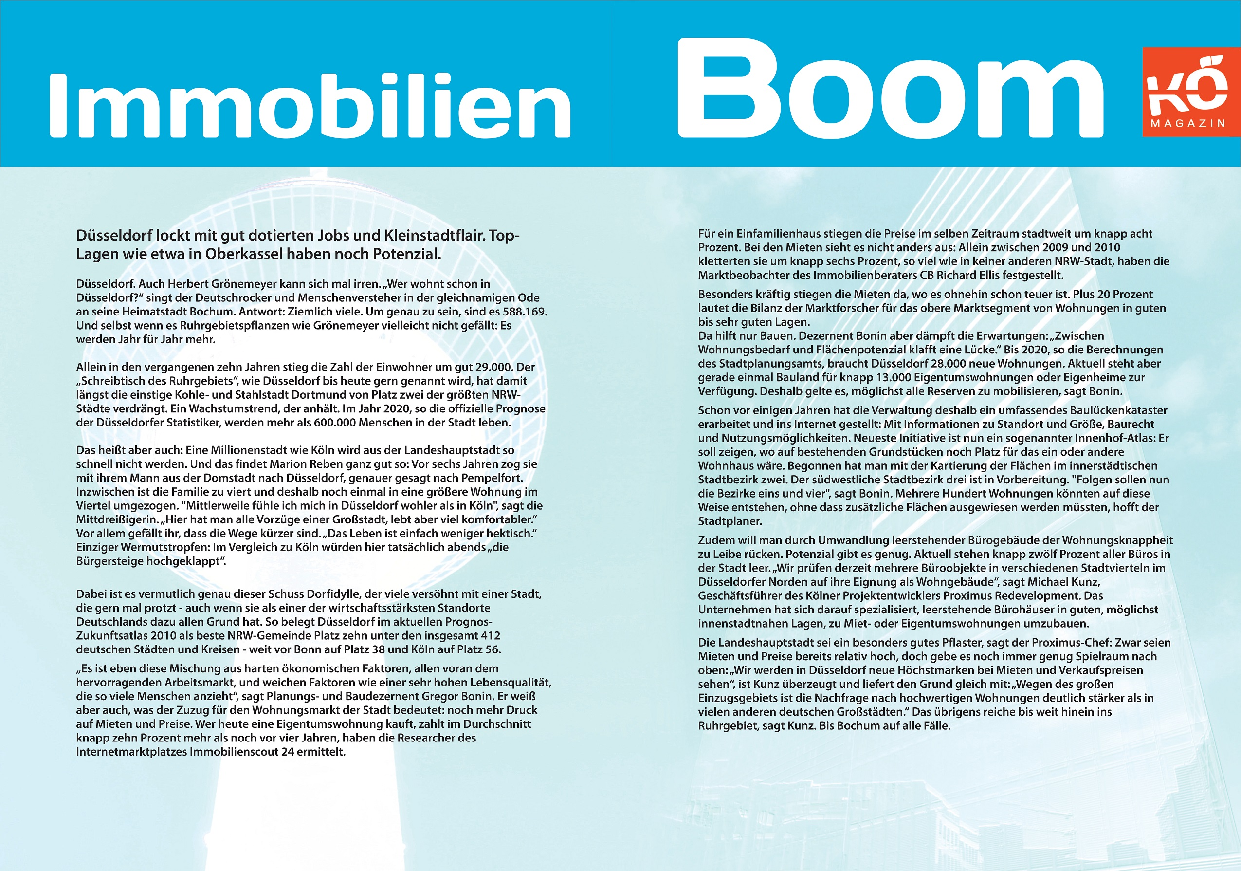 immobilien boom 2