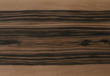 Ebenholz schwarze Farbe