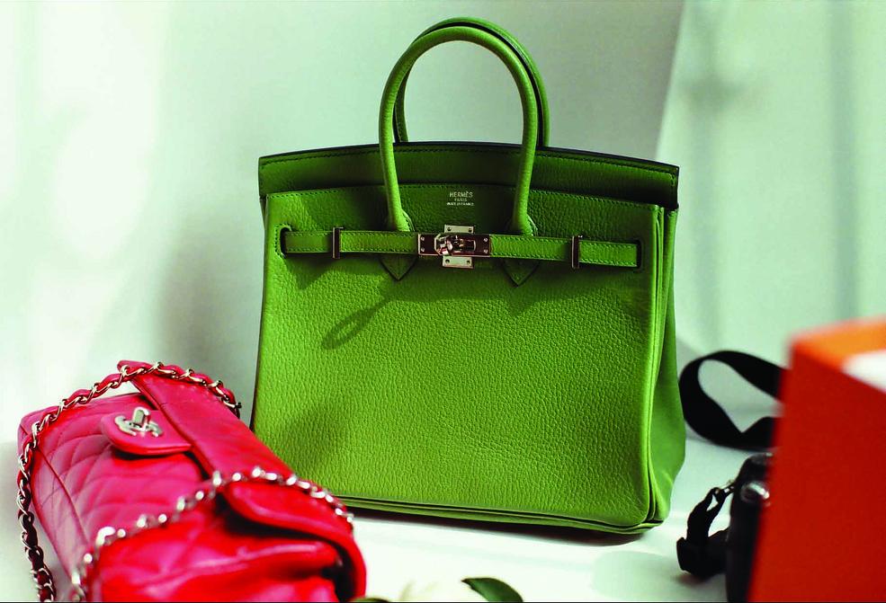 Luxus-Taschen-Marken