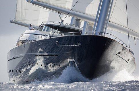 Luxus segelyachten  Luxussegelyachten zum Chartern