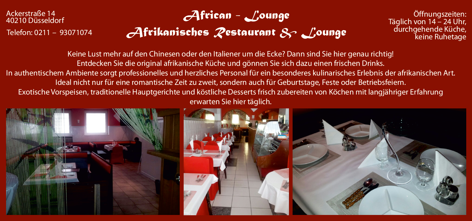 African Lounge 01