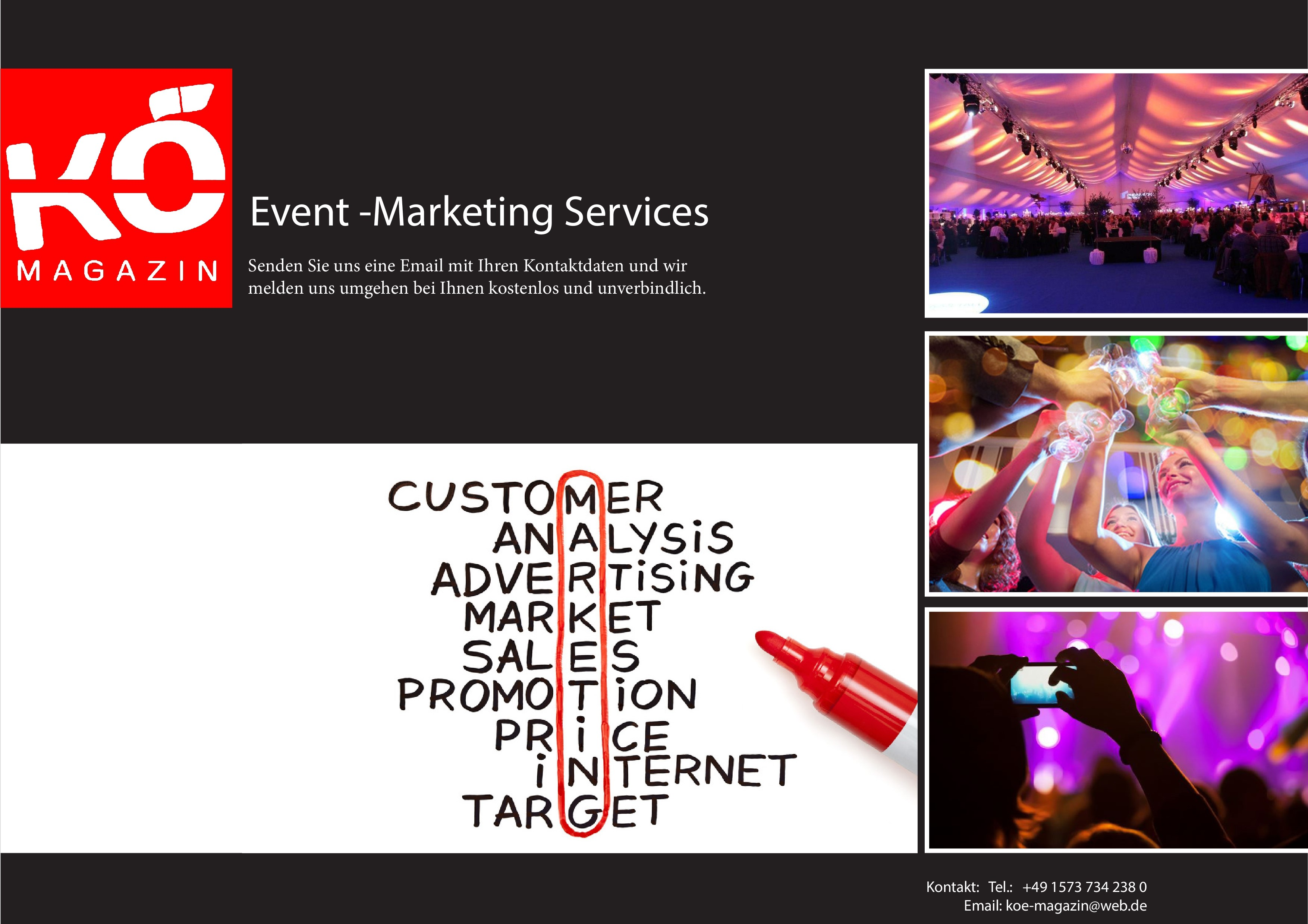 Koe Event Marketing